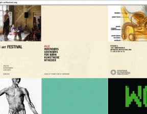 Copenhagen Art Festival<br />