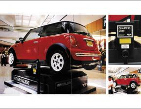 Mini Cooper 2002 US Launch Campaign<br />