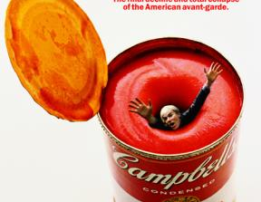 "Esquire Cover – 05/69 ""Andy Warhol Drowning""<br />photo credit: georgelois.com"
