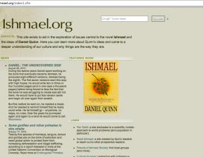 Ishmael.org<br />