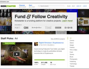 Kickstarter<br />