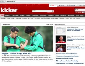Kicker.de<br />