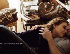 Louis Vuitton - &quot;Andre Agassi and Steffi Graf&quot;<br />photo credit: theinspirationroom.com