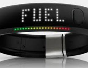 Nike FuelBand<br />