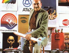 In fact ANYTHING and EVERYTHING done by Saul Bass<br />photo credit: aiga.org