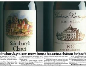 Sainsbury&#039;s Print Ads<br />photo credit: bhatnaturally.com