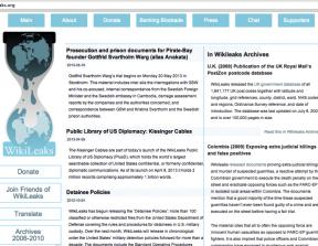 WikiLeaks<br />