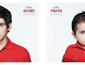 Evian - &quot;Baby and Me&quot;<br />photo credit: theinspirationroom.com