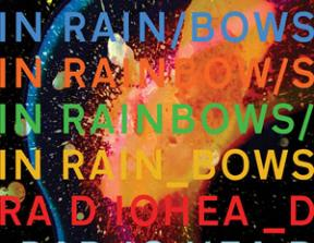 "Radiohead ""In Rainbows"" Album – Pay-What-You-Want Download<br />photo credit: Wikipedia"