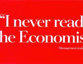 The Economist Print Campaign<br />
