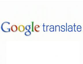 Google Translate<br />