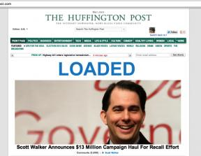 The Huffington Post<br />