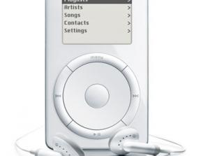 First iPod<br />Photo credit: macworld.com