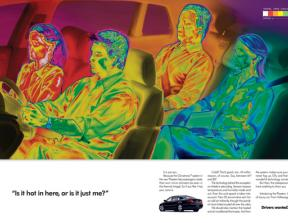 Volkswagen - &quot;Drivers Wanted&quot;<br />photo credit: behance.net