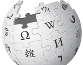 Wikipedia<br />photo credit: Wikipedia