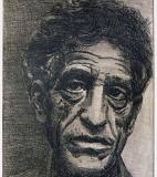 Alberto Giacometti<br />photo credit: Wikipedia