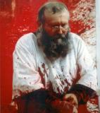 Hermann Nitsch<br />photo credit: nitsch.org