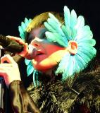 Björk<br />photo credit: Wikipedia