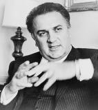 Federico Fellini<br />photo credit: Wikipedia