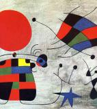 Joan Miró<br />photo credit: Wikipedia