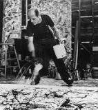 Jackson Pollock<br />photo credit: Wikipedia