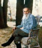 Lev Tolstoy<br />photo credit: Wikipedia
