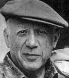 Pablo Picasso<br />photo credit: Wikipedia