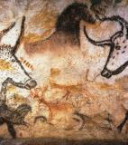 Whoever painted the caves at Lascaux<br />photo credit: Wikipedia