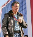 Stephen Colbert<br />photo credit: Wikipedia
