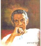 Satyajit Ray<br />photo credit: Wikipedia