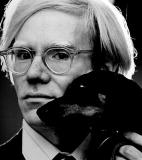 Andy Warhol<br />photo credit: Wikipedia