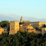 The Alhambra<br />photo credit: Wikipedia