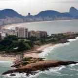 Pedra do Arpoador, Rio de Janeiro, Brazil<br />photo credit: shafir.info