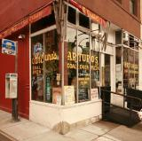 Arturo&#039;s Pizzeria, West Village, New York<br />photo credit: Boris Miller