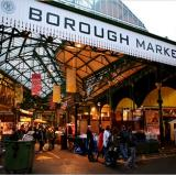 Borough Market, London<br />photo credit: travelstay.com