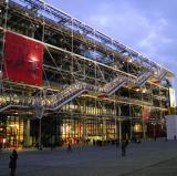 Centre Georges Pompidou, Paris, France<br />photo credit: Jean-Pierre Dalbéra / Flickr