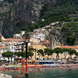 Amalfi Coast, Italy<br />photo credit: Wikipedia