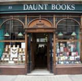 Daunt Books, Marylebone, London<br />photo credit: dauntbooks.co.uk