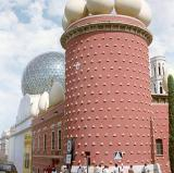 Dalí Theatre and Museum, Figueres, Spain