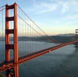 Golden Gate Bridge, San Francisco<br />photo credit: Wikipedia