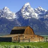 Grand Teton National Park, Wyoming<br />photo credit: Wikipedia