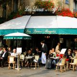 Les Deux Magots, Paris<br />photo credit: Wikipedia