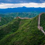 The Great Wall of China<br />photo credit: Wikipedia