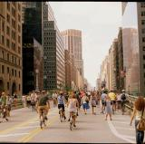 New York in the summer<br />photo credit: ecovelo.info