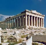 The Parthenon, Greece<br />photo credit: Wikipedia