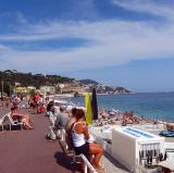 Promenade des Anglais, Nice, France<br />photo credit: Wikipedia