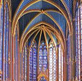 Sainte-Chapelle, Paris<br />photo credit: Wikipedia