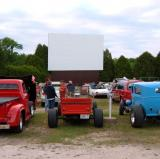 Skyway Drive-in Theatre, Fish Creek, Wisconsin