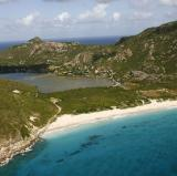 Saline Beach, St. Barts<br />photo credit: st-barths.com