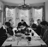 Thanksgiving Dinner with My Family<br />photo credit: Wikipedia